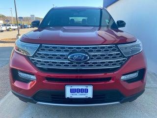 Ford Explorer Limited >> 2020 Ford Explorer Limited